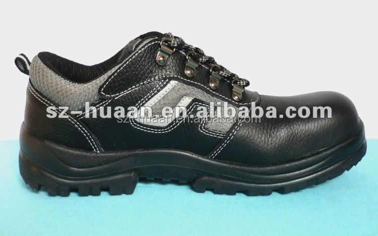 American leather safety shoes /factory price shoes