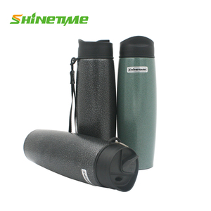 ShineTime Insulated Double Wall Vacuum Travel Beer/coffee Mug with Key Chain