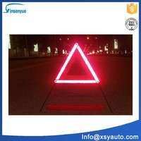 LED warning triangle reflective safety led triangle