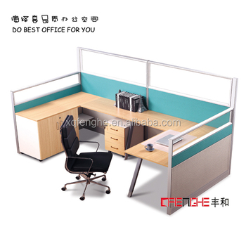 2 person computer desk 4 person workstation office screen