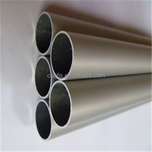 2024 T3 Extrusion Structure Aluminum Round Profile / Hollow Aluminum Tube 6061 T6 / Large Oval