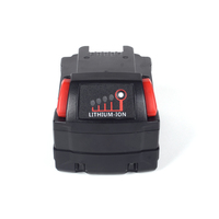 Good quality lithium replacement 18v 4.0ah power tool battery for Milwaukee M18