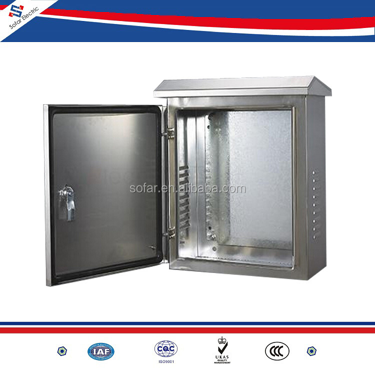 Wenzhou Manufactory Weatherproof Stainless Steel Electrical ...