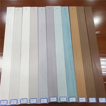 50mm Solid Wood Timber Blind Slats
