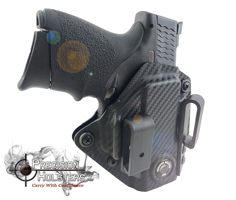 Glock 19,23 appendix IWB Holster, glock appendix holster, shield iwb holster