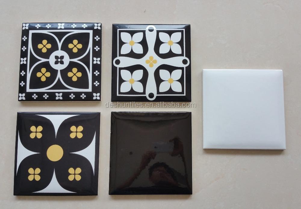 75x152mm keuken muur decoratieve witte muur keramische tegels voor ...