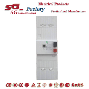 5a-60a PG GARDY residual current breaker