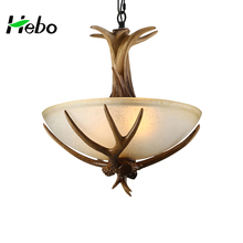 European decorate chandelier / decorate deer antler pendant