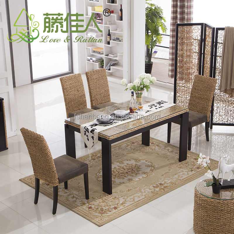 Java wohnen wintergarten nat rlichen rattan for Muebles importados de china