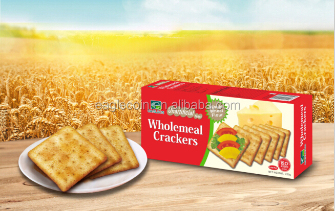 Wholemeal Crackers Manufacture for Diet