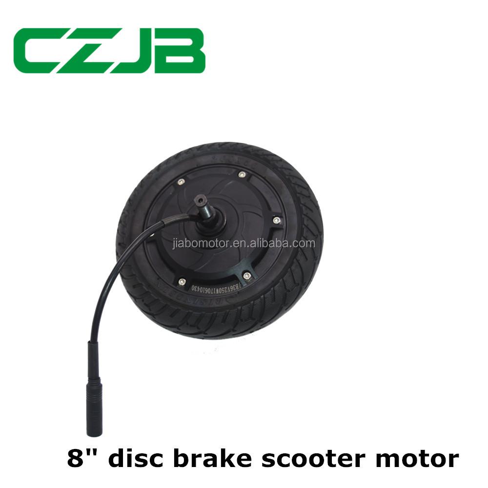 Alibaba.com / CZJB JB-8'' 100mm electric scooter dc hub motor