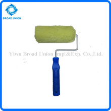 Good Quality Plastic Handle Wall Paint Roller Oval Varnishing Brush