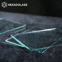 Low Price CLEAR FLOAT GLASS ( Auto Grade) in thickness 2mm-19mm // HEXAD GLASS