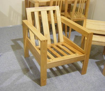 Sillones de madera para sala - Como hacer un sillon de madera ...