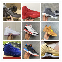 Wholesale high quality brand model sport shoe basketball shoe air sole Ankle Boots men basketball