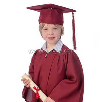 45219391337 Primary school uniform designs children boys girls graduation gown fancy  costume