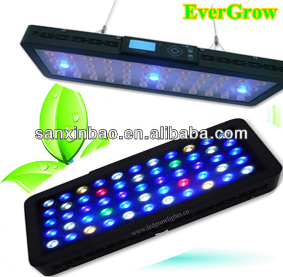 IT120 auto-timmer led aquarium light mr16