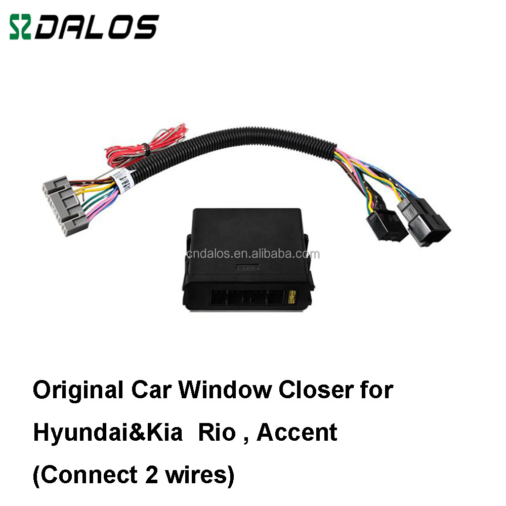 Automatic Power Window Closer Module 2wautomatic Controller Hyundai Accent Wiring Buy Engine Control Modulepower Roll Uporiginal