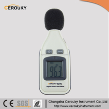 Measuring range 30-130dBA noise sound meter digital sound level meter CR824C