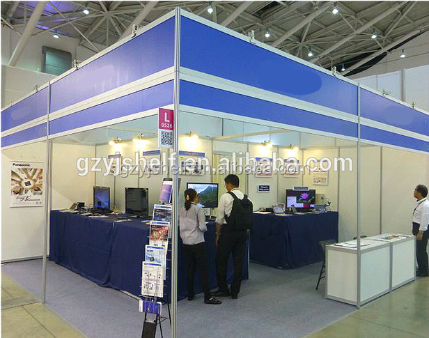 China manufacturer exhibit displays/trade show booth displays