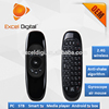 air mouse keyboard New combine android tv air mouse air remote use better In China