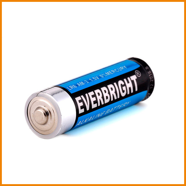 Mp3 with high quality aa super alkaline battery cell