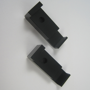 customized cnc machining service stop block heels