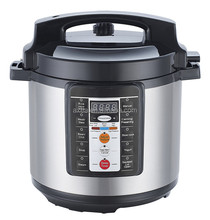 12-in-1 Multi-Use Programmable Electric Pressure Cooker, Nonstick & Easy-to-clean