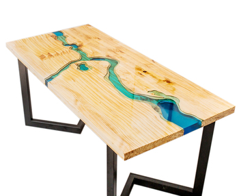High Quality Resin Dining Table Wood Resin table epoxy resin