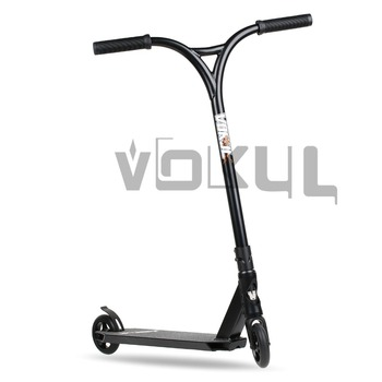 Stunt pro kick scooter for wholesale, fox style pro stunt scooter