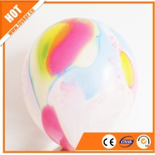 Popular China wholesale multicolor marble latex balloons for kids
