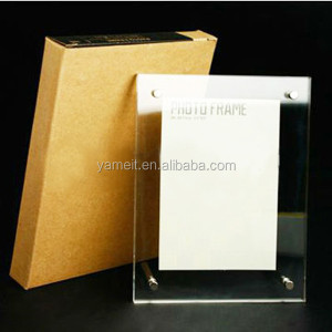 Acrylic photo frame Shenzhen factory a3 digital photo frame