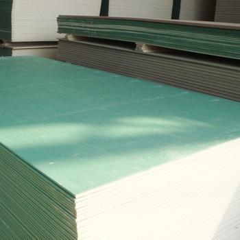 Water Resistant Thailand Gypsum Boards
