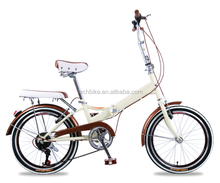 20 inch 6 speeds folding bikes / folding bike / folding