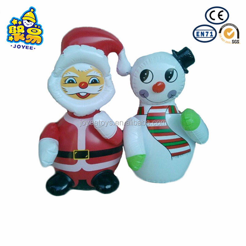 christmas standing santa snowman wholesale standing santa suppliers alibaba - Santa And Snowman