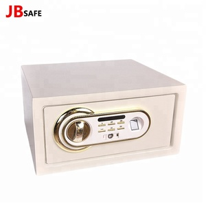 [JB] Wholesale Hot Selling Hotel Safe Box, Mini Deposit Safe, Fingerprint Lock 5.7kg Safe Box[1733]