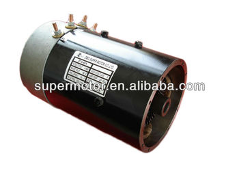 4kw 48v 2800rpm separately excited electric golf car motor