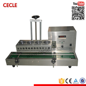 electromagnetic induction sealing machine