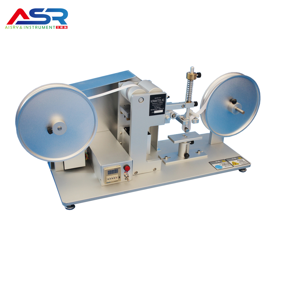 RCA paper tape rolling Abrasion Testing machine / tester / test instrument with cheap price