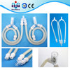 100% silicone, ventilator tube , Reuable, anesthesia circuit& breathing tube, with CE &ISO certified
