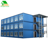 container apartment container house/classroom/container dormitory for labor/student