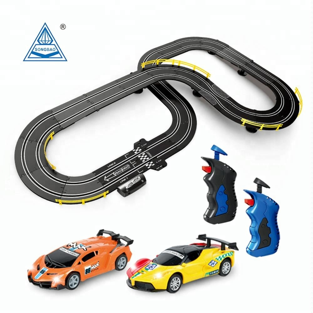 A47 10 Soba Toys 2018 New And Hobbies Kids Toy Cars Race Track Electric Car Tracks For