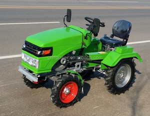 After-sales Service Provided Farm tractor usage and by wheel mini tractor 2wd with CE certificate