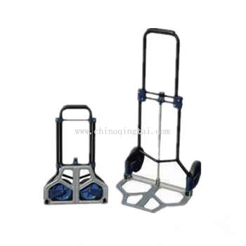 c85d74be2693 Portable Carrying Two Small Wheeled Folding Trolley Cart - Buy Folding  Trolley Cart,Portable Folding Trolley Product on Alibaba.com