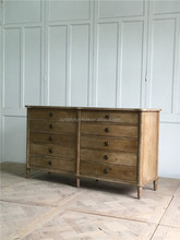 reclaimed wood drawer chest of drawers solid wood