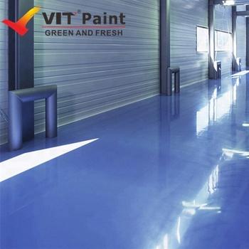 Epoxy Concrete Garage Floor Paint