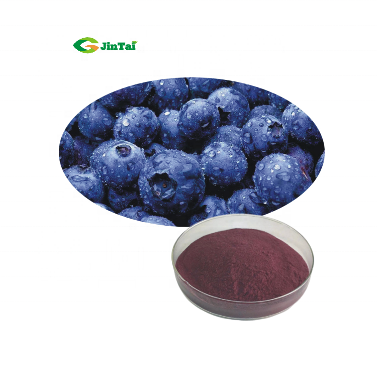 Anthocyanidin 25% blueberries blushwood berry extrato