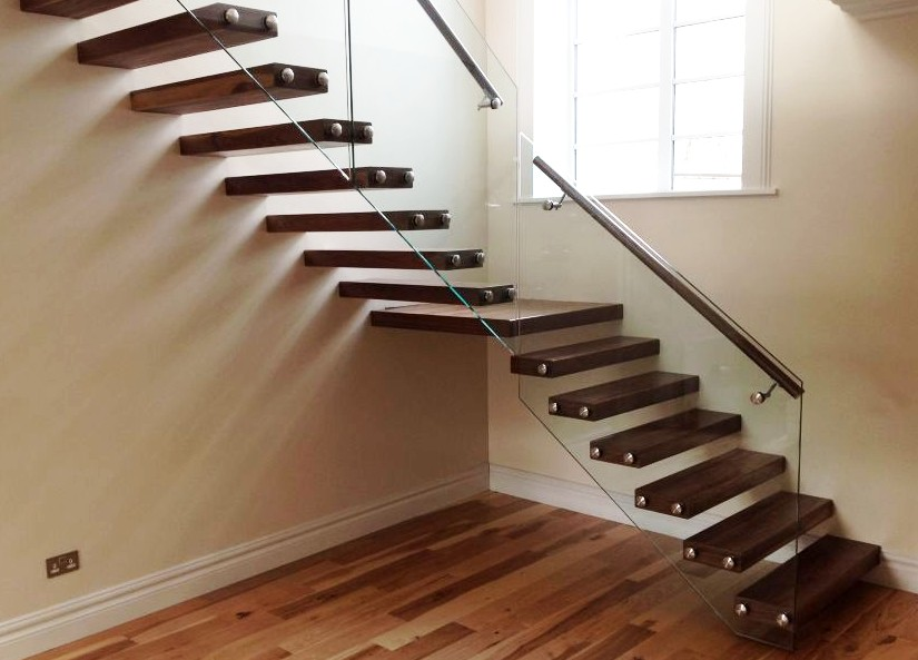 Floating Stairs,glass Stair Treads,led Stair Cases|Alibaba.com
