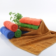Wholesale dundee bath towels 50X100, music bath towels price china