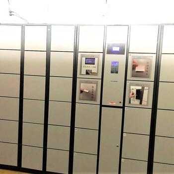 electronic MCU password smart locker / tran station locker /theme park  locker, View electronic MCU password smart locker, YS Locker Product  Details